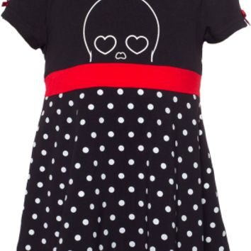 Kid's Hunny Lulu Wednesday Dress