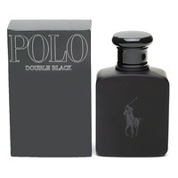 Polo Double Black by Ralph Lauren for Men, Eau De Toilette Natural Spray