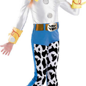 disney toy story - jessie deluxe toddler-child costume