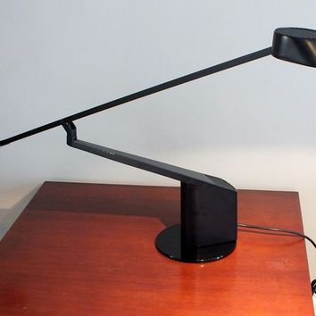 Guzzini MCM Italian Halogen Desk Lamp by R.Bonetto