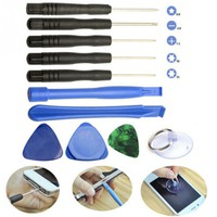 Mobile Phone Repair Opening Tools Ferramentas Kit Set 11Pcs/set Smart Phones Pry Repair Screwdrivers