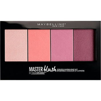 Maybelline FaceStudio Master Blush Color & Highlight Kit