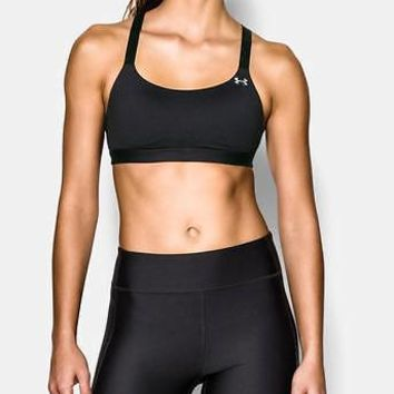 Under Armour Womens Armour Shape Mid Sports Bra Womens Sports Bra
