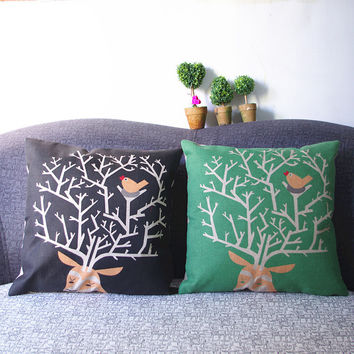 Home Decor Pillow Cover 45 x 45 cm = 4798337796