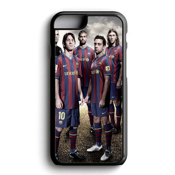 Fc Barcelona Player iPhone 6 Case