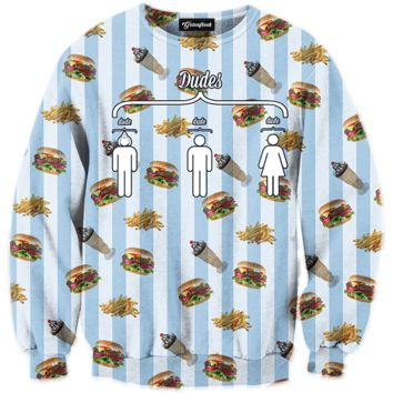 Good Burger Dude Crewneck