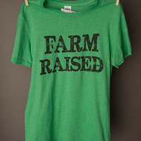 "Gina ""Farm Raised"" Tee"