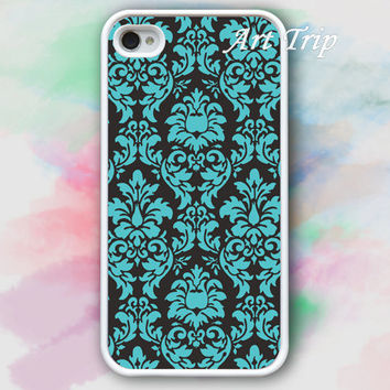 Damask iPhone 4 Case iphone 4s case  Vintage Damask by ArtTrip