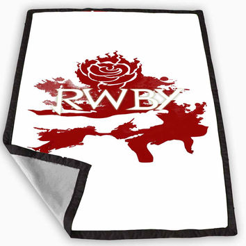 Rwby Blanket for Kids Blanket, Fleece Blanket Cute and Awesome Blanket for your bedding, Blanket fleece **