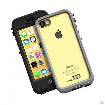 The Black/Clear iPhone 5c nüüd LifeProof Case