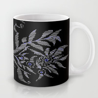 exotic plant Mug by Marianna Tankelevich