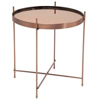 NEW! Modular Side Table Copper