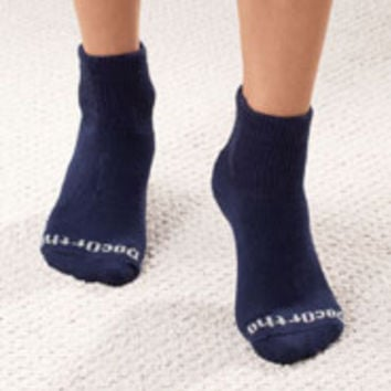Quarter Cut DocOrtho Diabetic Socks - 3 Pack
