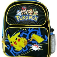 Pokemon Toddler Backpack (Small Size)