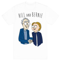 HILL AND BERNIE PARODY