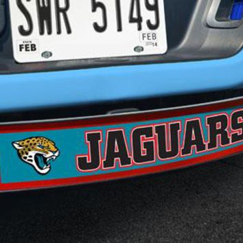 "NFL - Jacksonville Jaguars Light Up Hitch Cover 21""x9.5""x4"""