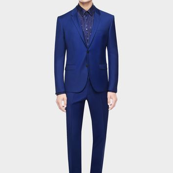 Royal Tailored Wool Suit