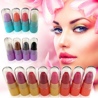 16Pcs/set Makup Set Color Lipstick and Eyeshadow and Magic Lip balm Daily Makeup 16 Colors Makeups Portable Travel Set GUB#