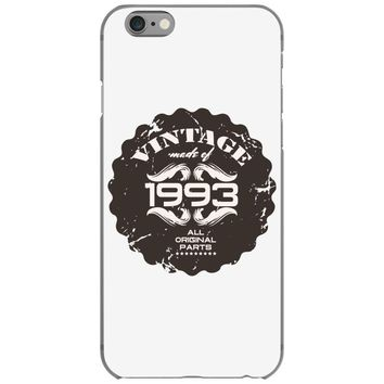 vintage made of 1993 all original parts iPhone 6/6s Case