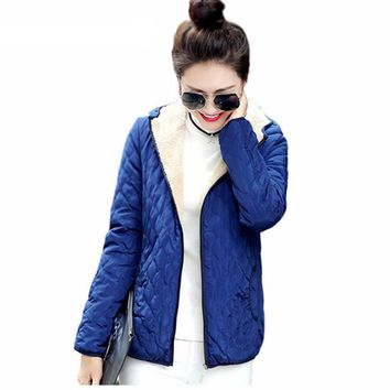 Fall Winter fitted short Jacket