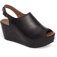 Chocolat Blu Willow Slingback Wedge (Women) | Nordstrom