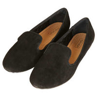 MAYE Suede Slippers