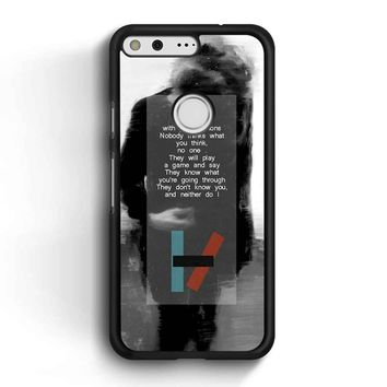 Twenty One Pilots Kitchen Sink Google Pixel Case