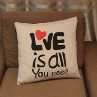 Home Decor Pillow Cover 45 x 45 cm = 4798342660