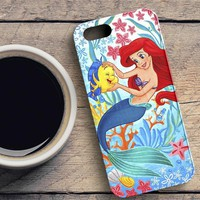 Disney's The Little Mermaid iPhone SE Case