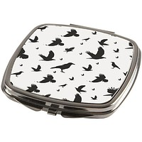 Crow Raven Flying Pattern Compact