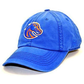 Licensed Boise State Broncos Adult Adjustable Cotton Crew Hat Cap St TOW 312385 KO_19_1