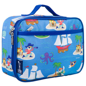 Olive Kids Pirates Lunch Box - 33415