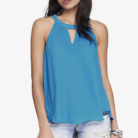 KEYHOLE TRAPEZE TANK from EXPRESS