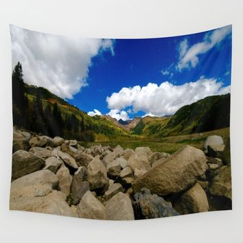 Utah Landscape Wall Tapestry by Lindsey Jennings Photography