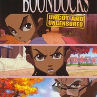 The Boondocks 27x40 TV Poster (2005)