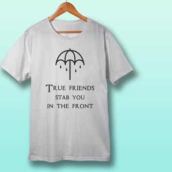 Bring Me The Horizon True Friends Crew Neck Tshirt