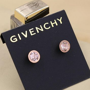GIVENCHY fashion women's Diamond fashion feminine earrings