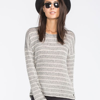 Hurley Birdie Womens Sweater Black  In Sizes