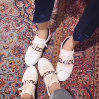 GUCCI Fashion and leisure sports shoes