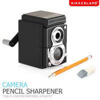 Retro Vintage Camera Pencil Sharpener featured on TimeOut New York Lifestyle Guide