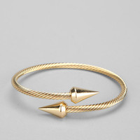 Urban Outfitters - Twisted Spike Cuff