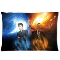 Doctor Who Custom Pillowcase Standard Size 20x30 PWC-1041