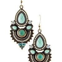 Exotic Divinity Earrings