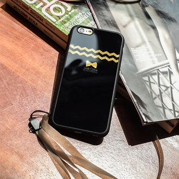 Mirror Bow Case for Iphone 6/6 Plus
