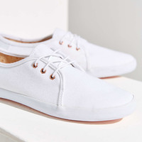 Vans Tazie True White Shoe - Urban Outfitters