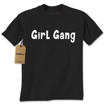 Girl Gang Mens T-shirt