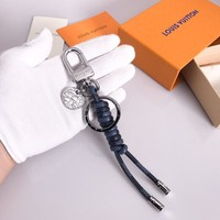 Louis Vuitton Lv Leather Rope Key Holder Style 3 M67224 - Best Online Sale