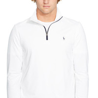 PERFORMANCE INTERLOCK HALF-ZIP