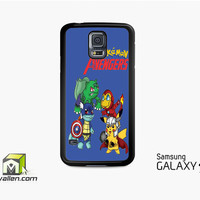 pokemon avengers Samsung Galaxy Case S3, S4, S5 by Avallen