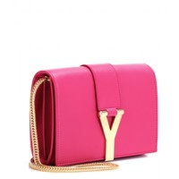 mytheresa.com - Classic Small Y leather shoulder bag - friday - current week - new arrivals - Luxury Fashion for Women / Designer clothing, shoes, bags